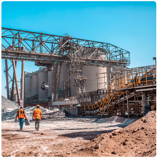 Cement-Industry